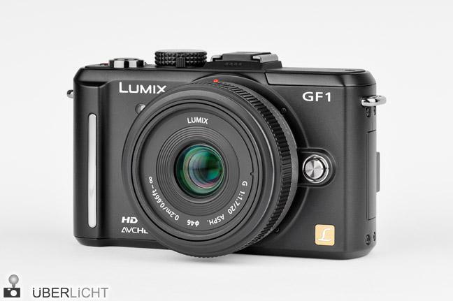 Panasonic Lumix GF1 und Pancake 1,7 20