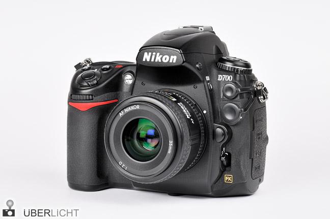 Nikon D700 AF Nikkor 35 2