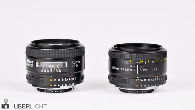 Nikon Nikkor 35 2 50 18 AF