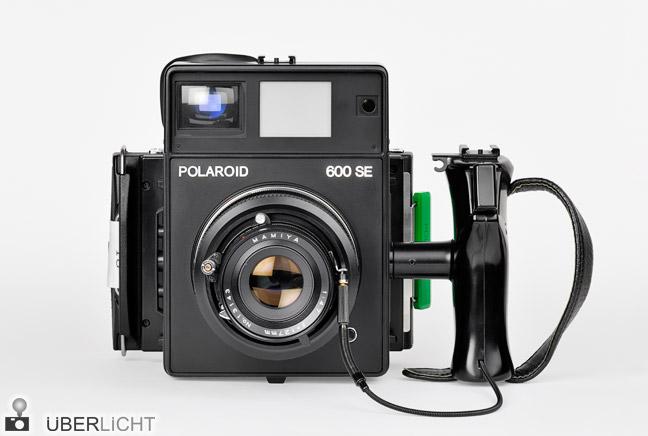 Polaroid 600 SE Kamera