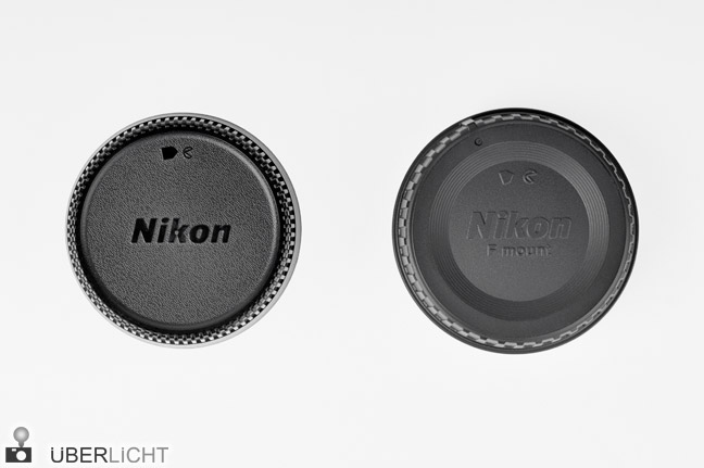 Nikon LF-1 LF-4 Nikkor Objektivdeckel lens cap