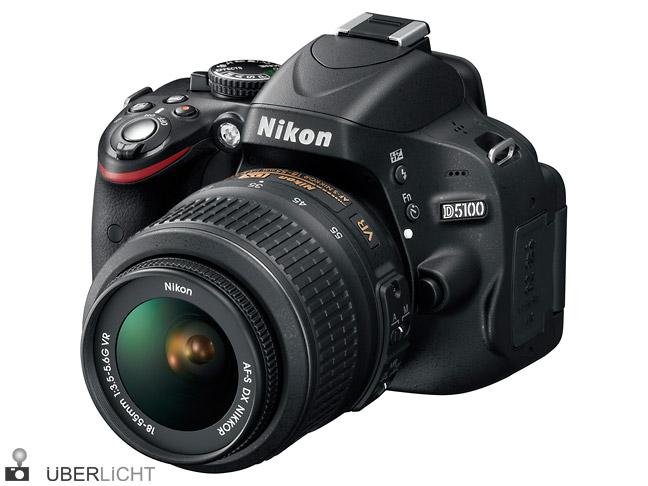 Nikon D5100 Nikkor 18-55 VR