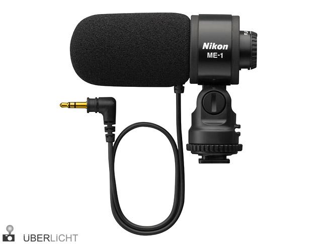 Nikon ME-1 Mikrofon Stereo
