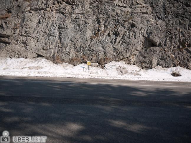 Panasonic Lumix 14-42 GF2 Testbild Felswand