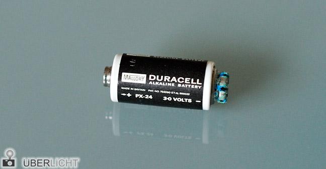 Polaroid 104 Batterie PX-24 3V 532 Ersatz