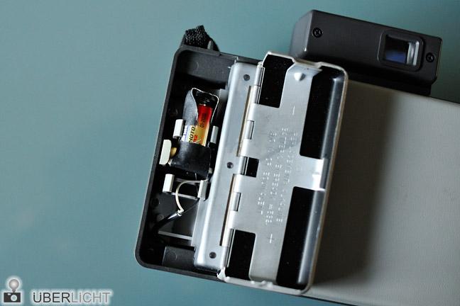 Polaroid 104 Batteriefach CR2 Ersatz