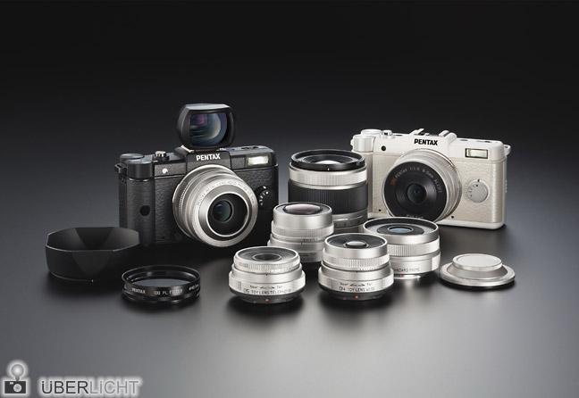 Pentax Q System Kamera Objektive