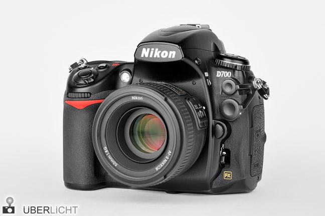 Nikon Nikkor 50 AF-S 1,8G D700