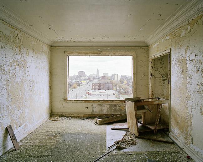 Detroit: A Modern Ghost Town - von Wolfram Kastl