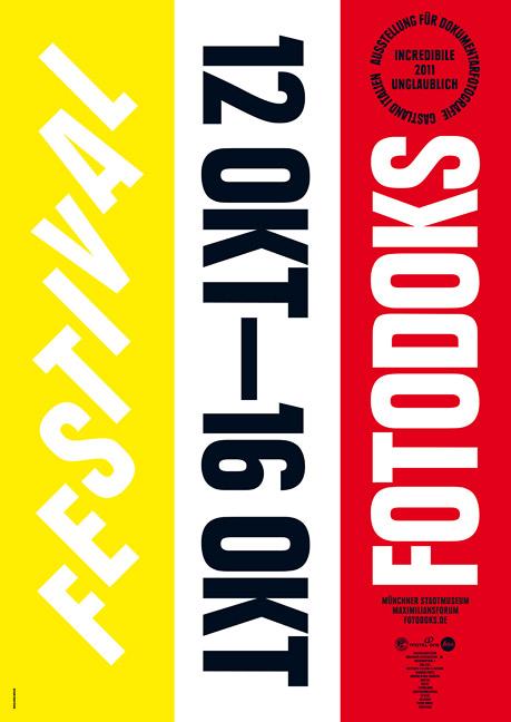 FotoDoks-Festival Muenchen 2011 Poster