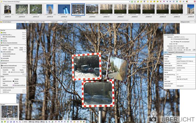 Faststone Image Viewer Fotos im Vollbild ansehen