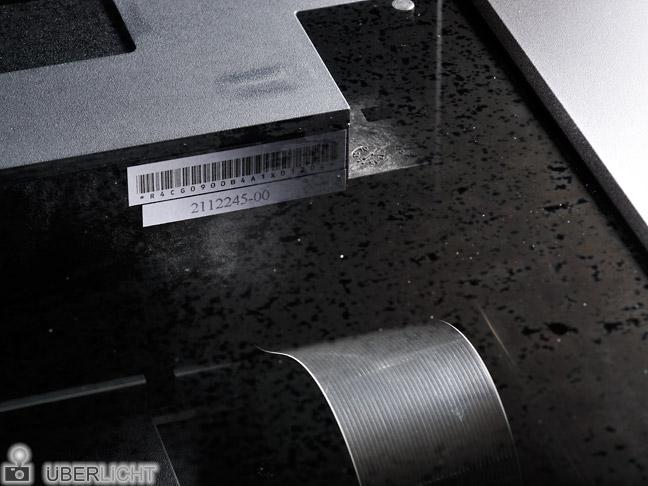 Epson V700 Scanner mit beschlagenem Glas fleckig fog