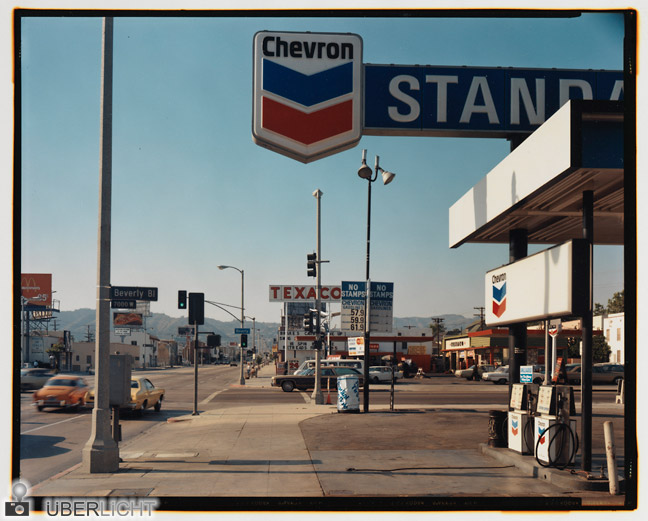 Stephen Shore La Brea Avenue Beverly Boulevard Pinakothek der Moderne true stories