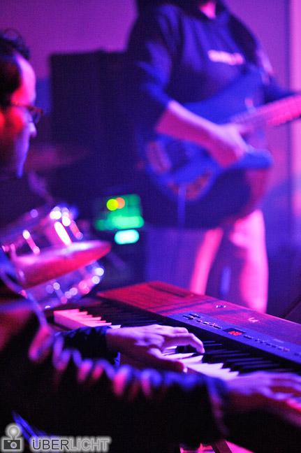 Walimex pro 85/1,4 Konzert Bokeh Keyboard Club
