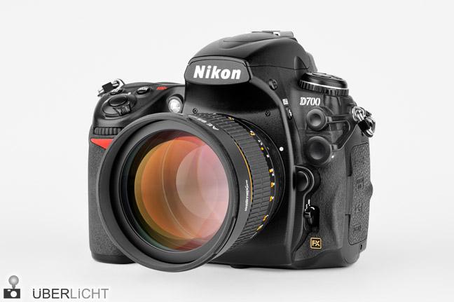 Walimex pro 85mm-Objektiv an Nikon D700 im Test