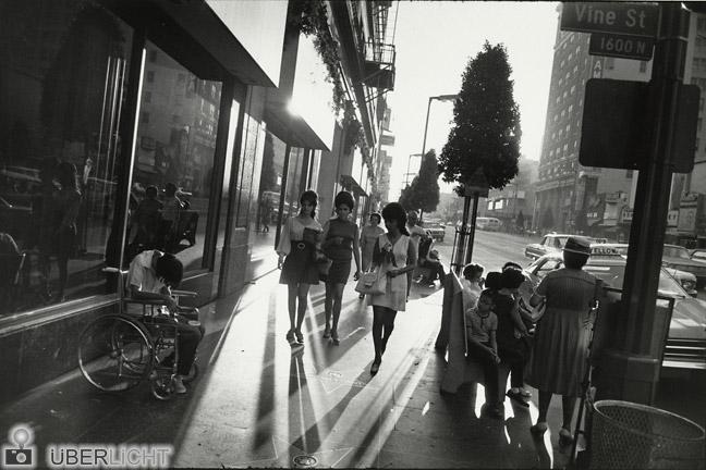 Ausstellung true stories Pinakothek Muenchen Garry Winogrand Los Angeles