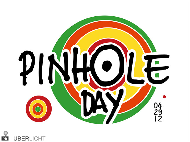 Redavid Amico Pinhole Day 2012 Lochkamera Camera Obscura Logo