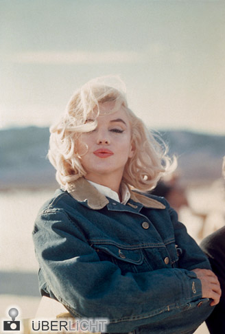 Eve Arnold Marilyn Monroe 1960 Hommage Versicherungskammer Bayern