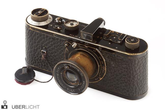 Leica 0-Serie von 1923 ist teuerste Kamera der Welt
