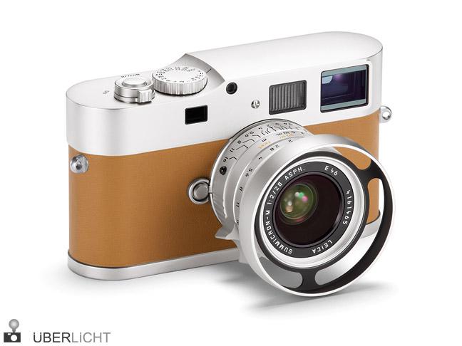 "Leica M9-P ""Edition Hermès"" mit Summicron 28mm"