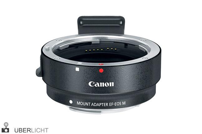 Canon EF-EOS M Objektiv-Adapter