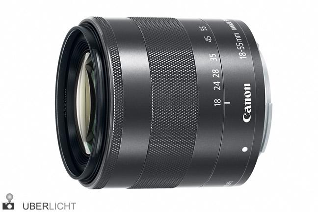 Canon EF-M 18-55 IS STM Kit-Objektiv EOS