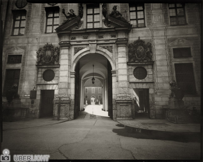 Harman Direct Positive Paper FB Baryt Caffenol Residenz München