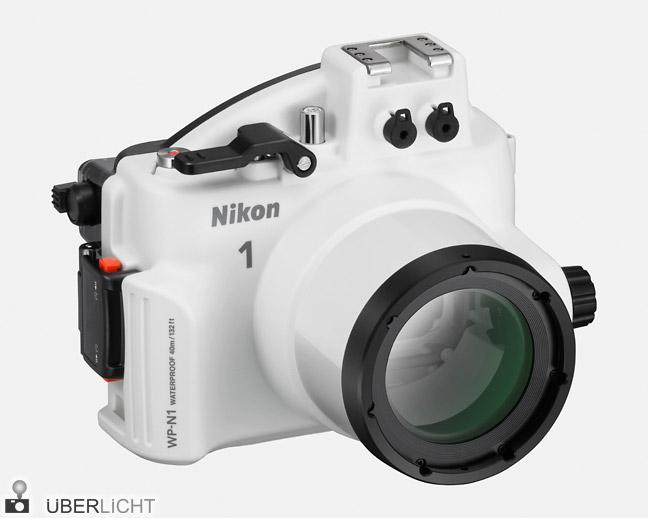 Nikon WP-N1 Unterwassergehäuse für Nikon 1 J1 und J2