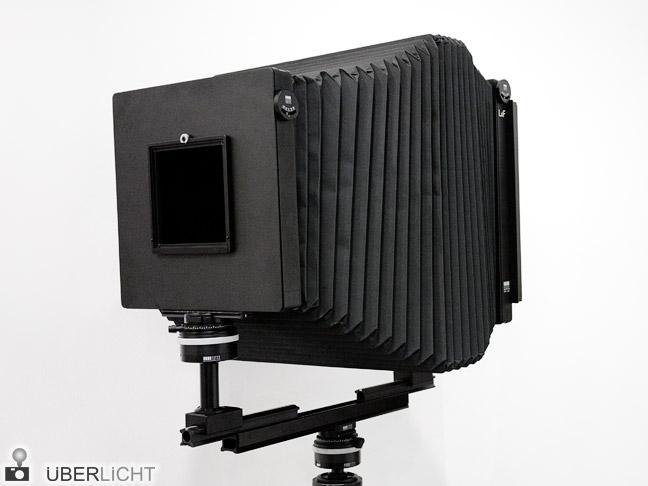Arca-Swiss Großformatkamera LulF 11x14 Inch auf der Photokina