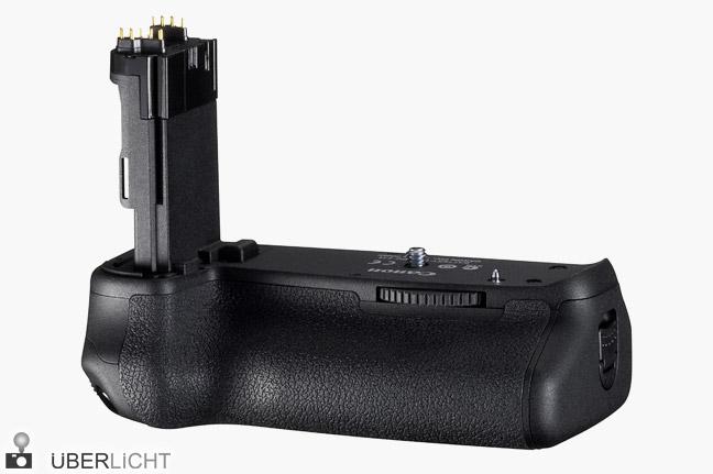 Canon EOS 6D Batteriegriff BG-E13