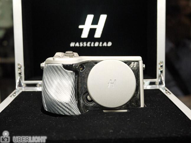 Hasselblad Lunar als Luxus-Systemkamera getarnte Sony Nex 7