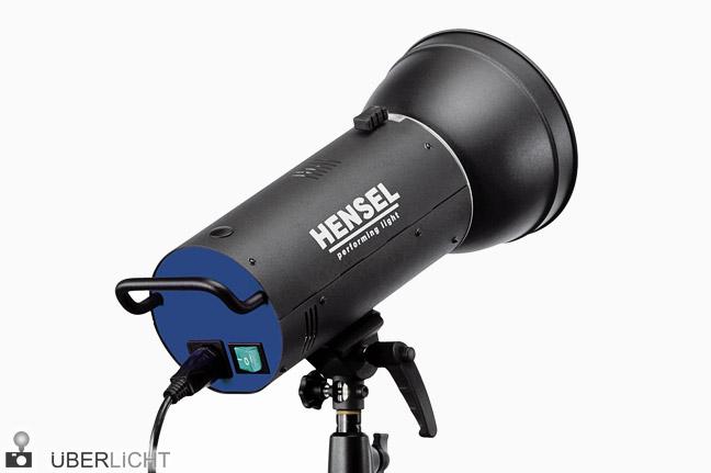 Hensel C-Light D Dauerlicht mit 150 W Metalldampflampe