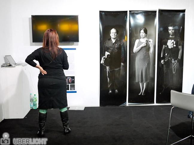 Photokina 2012 Austellung am Stand der Imago 1:1