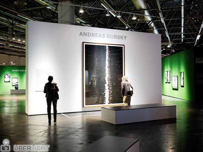 Photokina 2012 Leica-Ausstellung mit Andreas Gursky