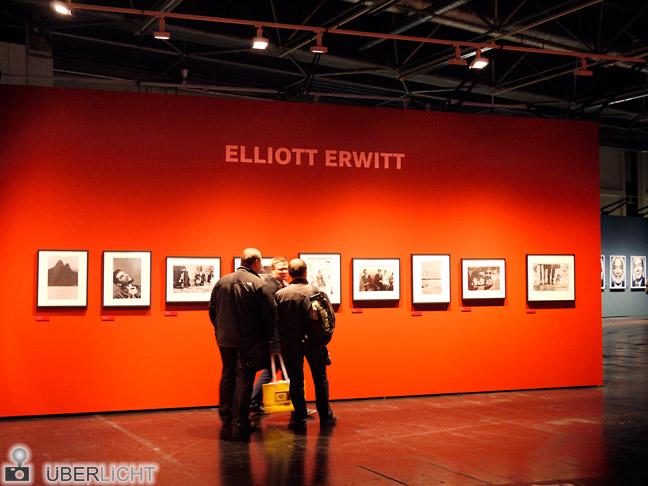 Photokina 2012 Leica-Ausstellung von Elliott Erwitt
