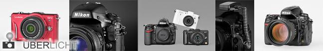 Überlicht Testberichte Kameras und Zubehör