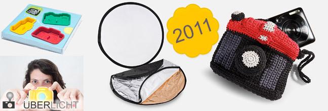 Weihnachtsgeschenke für Fotografen Geschenkideen 2011