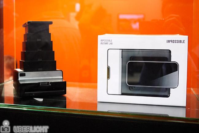 Impossible Instant Lab für iPhone auf der Photokina 2012