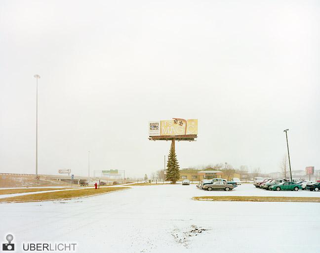 Fargo 2011 Serie Amerika von Elmar Haardt Ausstellung Returning Prospects