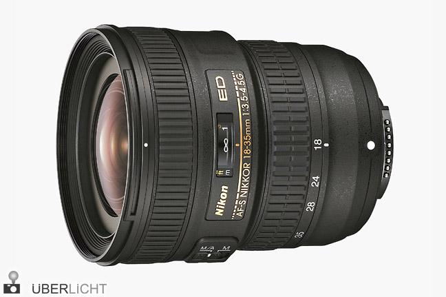 Nikon AF-S NIKKOR 18-35 mm 1:3,5-4,5G ED Zoom