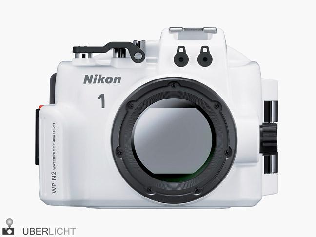 Nikon WP-N2 Unterwassergehäuse für Nikon 1 J3 und S1