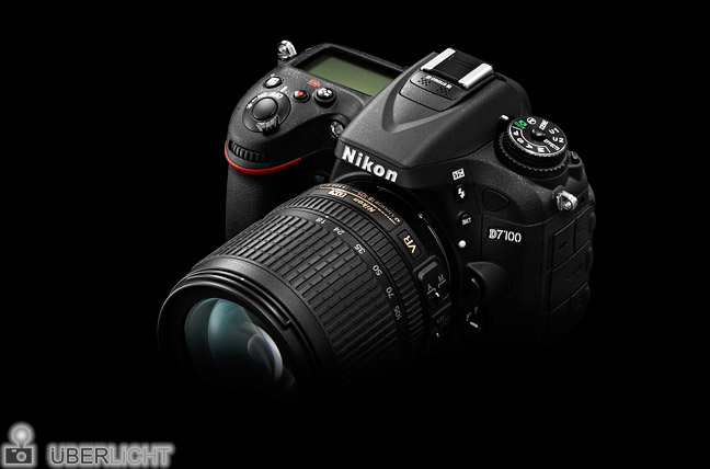 Nikon D7100 DSLR Kamera DX Format Sensor