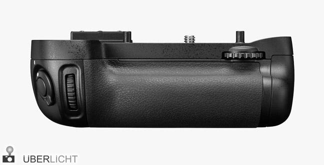 Nikon MB-D15 Multifunktionshandgriff Hochformat Nikon D7100 für Akku EN-EL 15