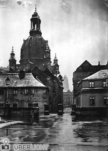Imogen Cunningham, Dresden, Frauenkirche, Ausstellung der Versicherungskammer Bayern
