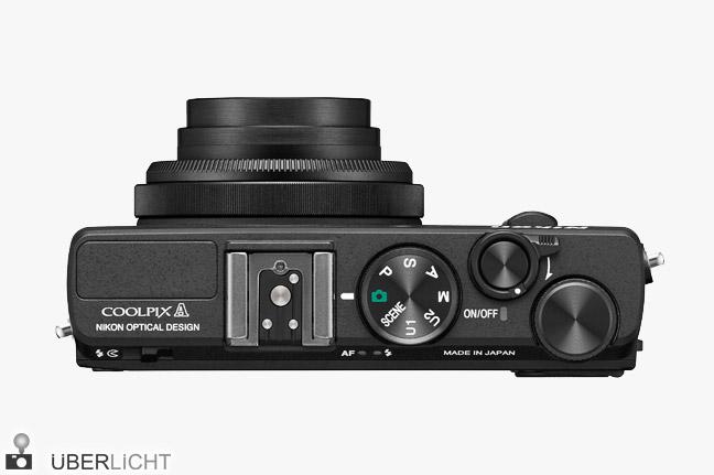 Nikon Coolpix A Kamera kompakt APS-C-Sensor schwarz
