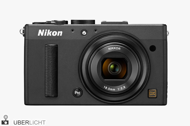 Nikon Coolpix A Kompaktkamera mit DX-Sensor 16 Megapixel