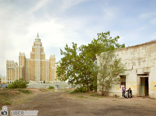 Frank Herfort, Triumph Astana, Imperial Pomp, Post Soviet Highrise