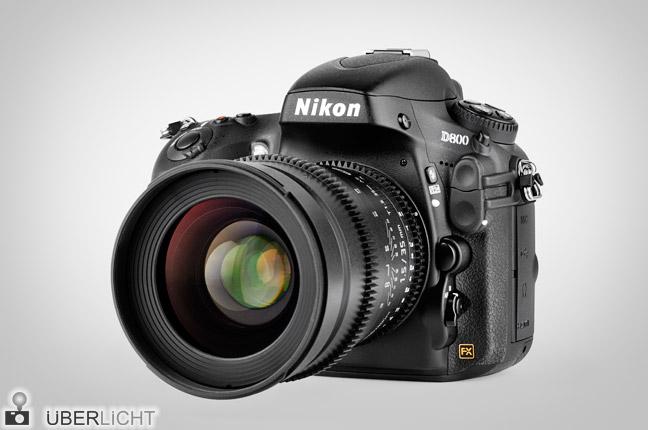 Walimex pro 35 mm f/1,5 Objektiv-Test VDSLR