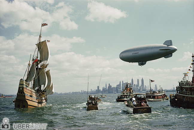 Amerika Haus München, 125 Jahre National Geographic, Anthony Stewart, Mayflower