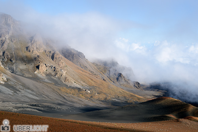 Haleakala Krater Sliding Sands